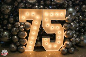Woodard 75 Anniversary