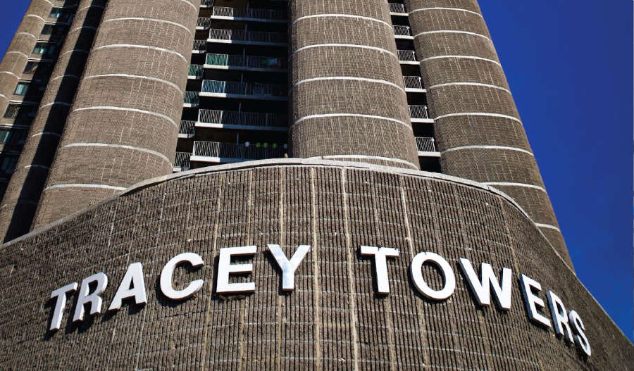 Tracey Towers